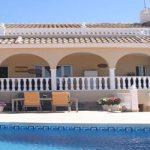Ferieboliger og ferielejligheder i Spanien